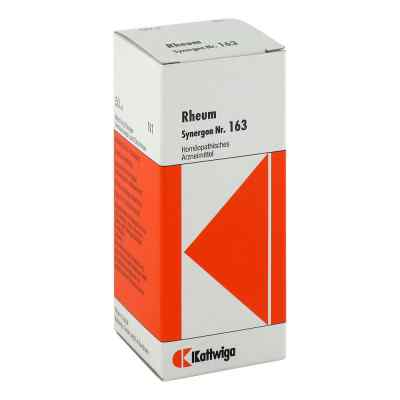 Synergon 163 Rheum Tropfen  bei Apotheke.de bestellen
