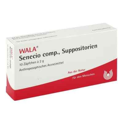 Senecio Comp. Suppositorien  bei Apotheke.de bestellen