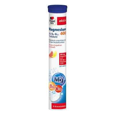 Doppelherz Magnesium 400+b Vitamine +fols. Brausetabletten  bei Apotheke.de bestellen