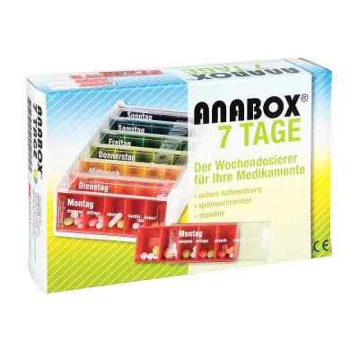 Anabox 7 Tage Regenbogen  bei Apotheke.de bestellen
