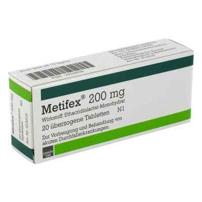 Metifex 200mg  bei Apotheke.de bestellen