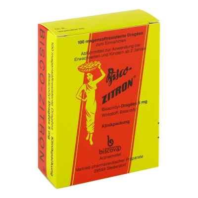 Bisco-Zitron magensaftresistent  bei Apotheke.de bestellen