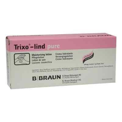 Trixo Lind pure parfümfreie Pflegelotion  bei Apotheke.de bestellen