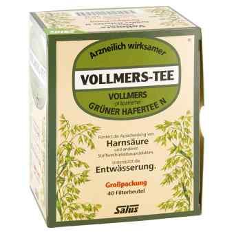 Vollmers präparierter grüner Hafer-Tee N