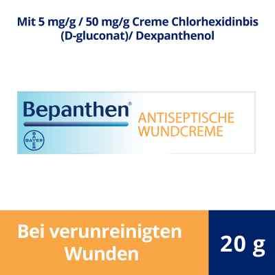 Bepanthen Antiseptische Wundcreme  bei Apotheke.de bestellen
