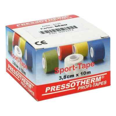 Pressotherm Sport-tape 3,8cmx10m blau  bei Apotheke.de bestellen