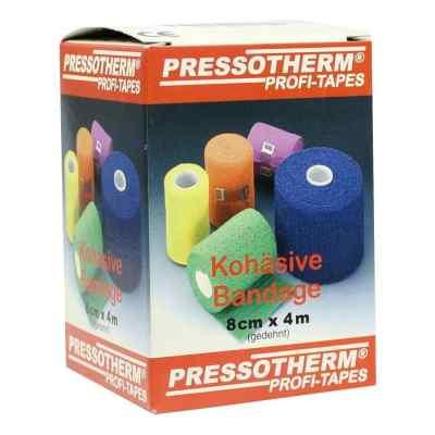 Pressotherm Kohäsive Bandage 8cmx4m gelb  bei Apotheke.de bestellen