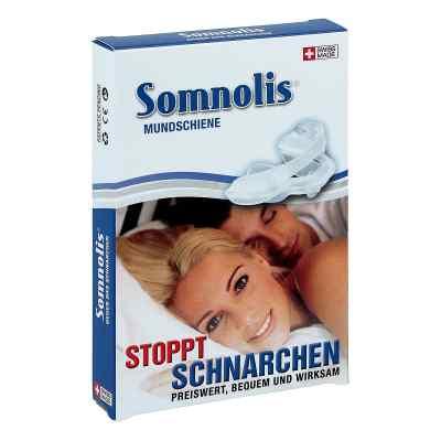 Somnolis Schnarch Schiene  bei Apotheke.de bestellen