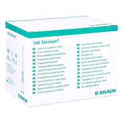Sterican Ins.einm.kan.26gx1/2 0,45x12 mm  bei Apotheke.de bestellen