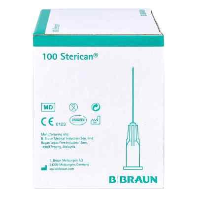 Sterican Kanüle luer-lok 0,90x40mm Größe 1  gelb  bei Apotheke.de bestellen