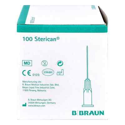 Sterican Kanüle luer-lok 0,60x30mm Größe 14  blau  bei Apotheke.de bestellen