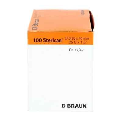 Sterican Dentalkan.luer 0,5x40  bei Apotheke.de bestellen