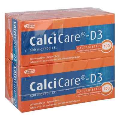 CalciCare-D3 600mg/400 internationale Einheiten  bei Apotheke.de bestellen