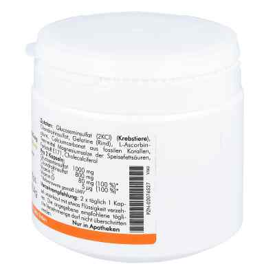 Glucosamin 500 mg+Chondroitin 400 mg Kapseln  bei Apotheke.de bestellen