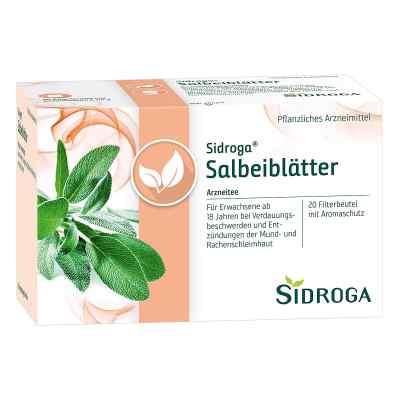 SIDROGA Salbeiblätter  bei Apotheke.de bestellen