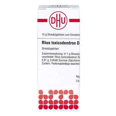 Rhus Tox. D 30 Globuli  bei Apotheke.de bestellen