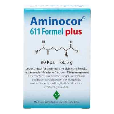 Aminocor 611 Formel plus Kapseln  bei Apotheke.de bestellen