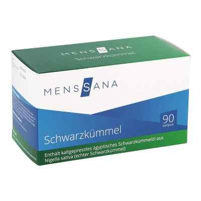 Schwarzkümmel Menssana Kapseln  bei Apotheke.de bestellen