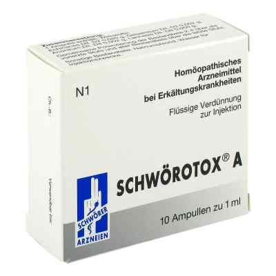 Schwörotox A Ampullen  bei Apotheke.de bestellen