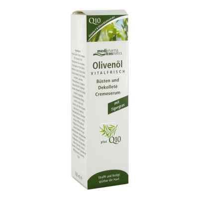 Olivenöl vitalfrisch Büsten+dekollete Cremeserum