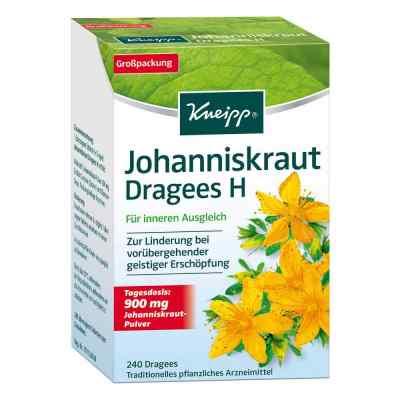 Kneipp Johanniskraut Dragees H  bei Apotheke.de bestellen