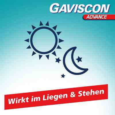Gaviscon Advance Pfefferminz 1000mg/200mg Dosierbeutel  bei Apotheke.de bestellen