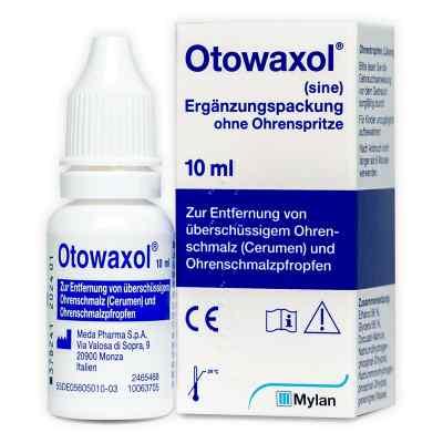 Otowaxol sine Lösung  bei Apotheke.de bestellen