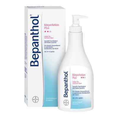 Bepanthol Körperlotion Plus Spenderflasche  bei Apotheke.de bestellen
