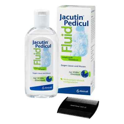 Jacutin Pedicul Fluid mit Nissenkamm  bei Apotheke.de bestellen