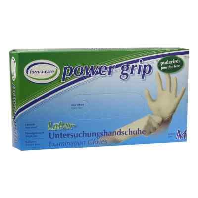 Forma Care Latex power grip Handschuhe Größe m  bei Apotheke.de bestellen