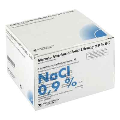 Isotone Nacl Lösung 0,9% Bc Plastik  iniecto -lösung  bei Apotheke.de bestellen