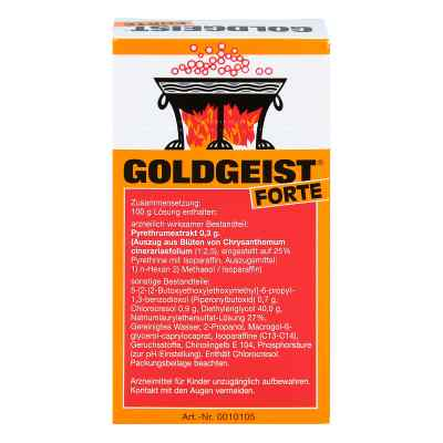 Goldgeist forte  bei Apotheke.de bestellen