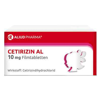 Cetirizin AL 10mg  bei Apotheke.de bestellen