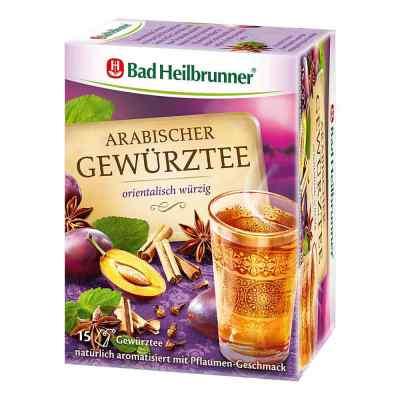 Bad Heilbrunner Tee arabischer Gewürztee Filterb.  bei Apotheke.de bestellen