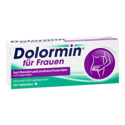 Dolormin für Frauen mit Naproxen  bei Apotheke.de bestellen