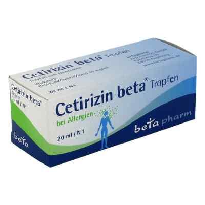 Cetirizin beta  bei Apotheke.de bestellen