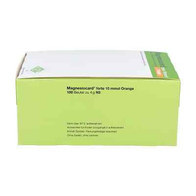 Magnesiocard forte 10 mmol Orange Pulver  bei Apotheke.de bestellen
