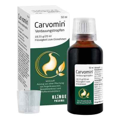 Carvomin Verdauungstropfen  bei Apotheke.de bestellen