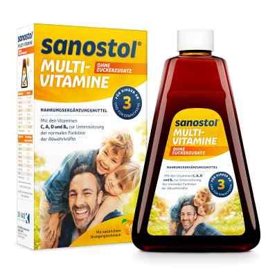 Sanostol ohne Zuckerzusatz Saft  bei Apotheke.de bestellen
