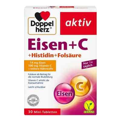 Doppelherz Eisen+vit.c+l-histidin Tabletten  bei Apotheke.de bestellen