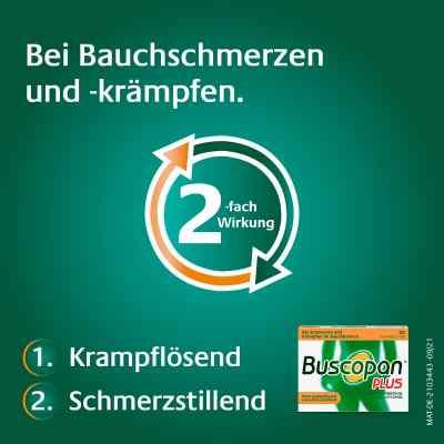 Buscopan PLUS Filmtabletten bei Bauchschmerzen & Regelschmerzen  bei Apotheke.de bestellen
