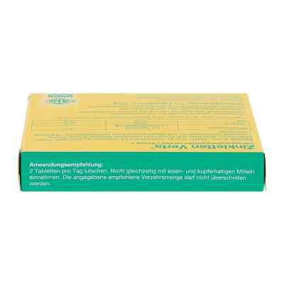 Zink Verla 5 mg Lutschtabletten Himbeere  bei Apotheke.de bestellen