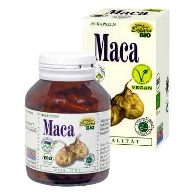 Maca Bio Kapseln  bei Apotheke.de bestellen
