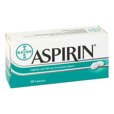 Aspirin 0,5 Tabletten