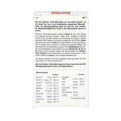 Alsifemin Klima Aktiv mit Soja 1x1 Kapseln  bei Apotheke.de bestellen