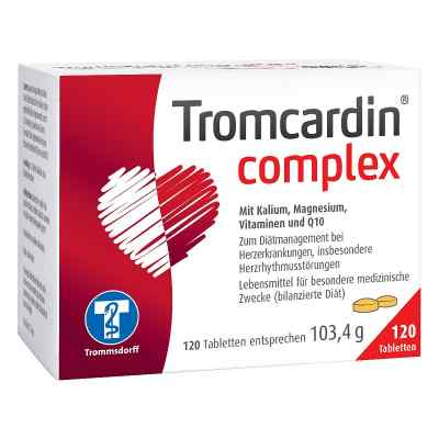 Tromcardin complex Tabletten  bei Apotheke.de bestellen