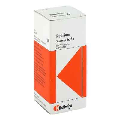 Synergon 3 b Rutinium Tropfen  bei Apotheke.de bestellen