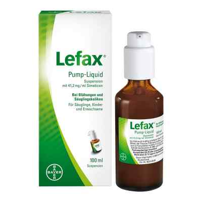 Lefax Pump-Liquid Suspension