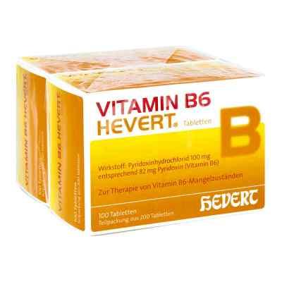 Vitamin B6 Hevert Tabletten  bei Apotheke.de bestellen