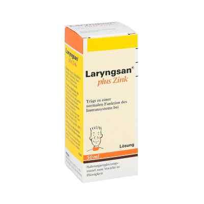 Laryngsan Plus Zink Lösung  bei Apotheke.de bestellen